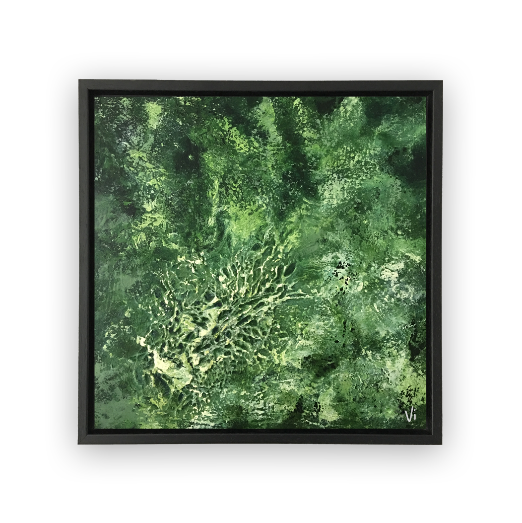 ViArnolli-Green-Forest-frame-1024x1024